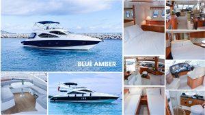 Alquiler Yate Blueamber